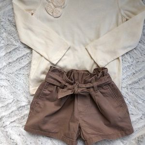 GAP Bottoms - New GAP Chino Shorts Sz 3T